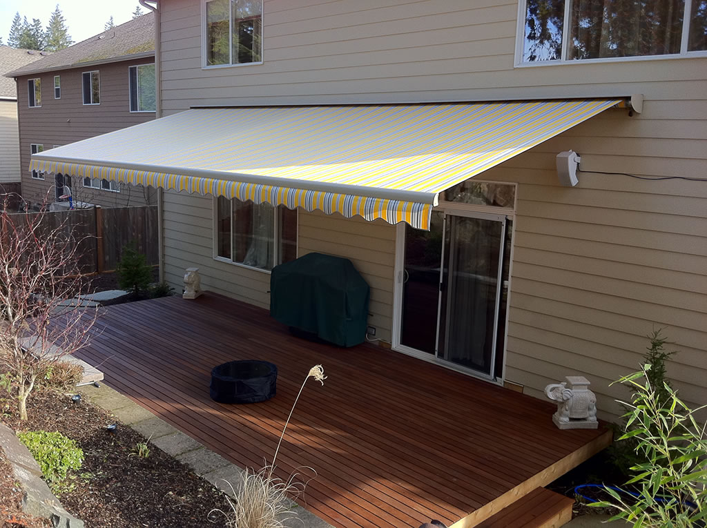 Retractable Awnings, Houston, TX