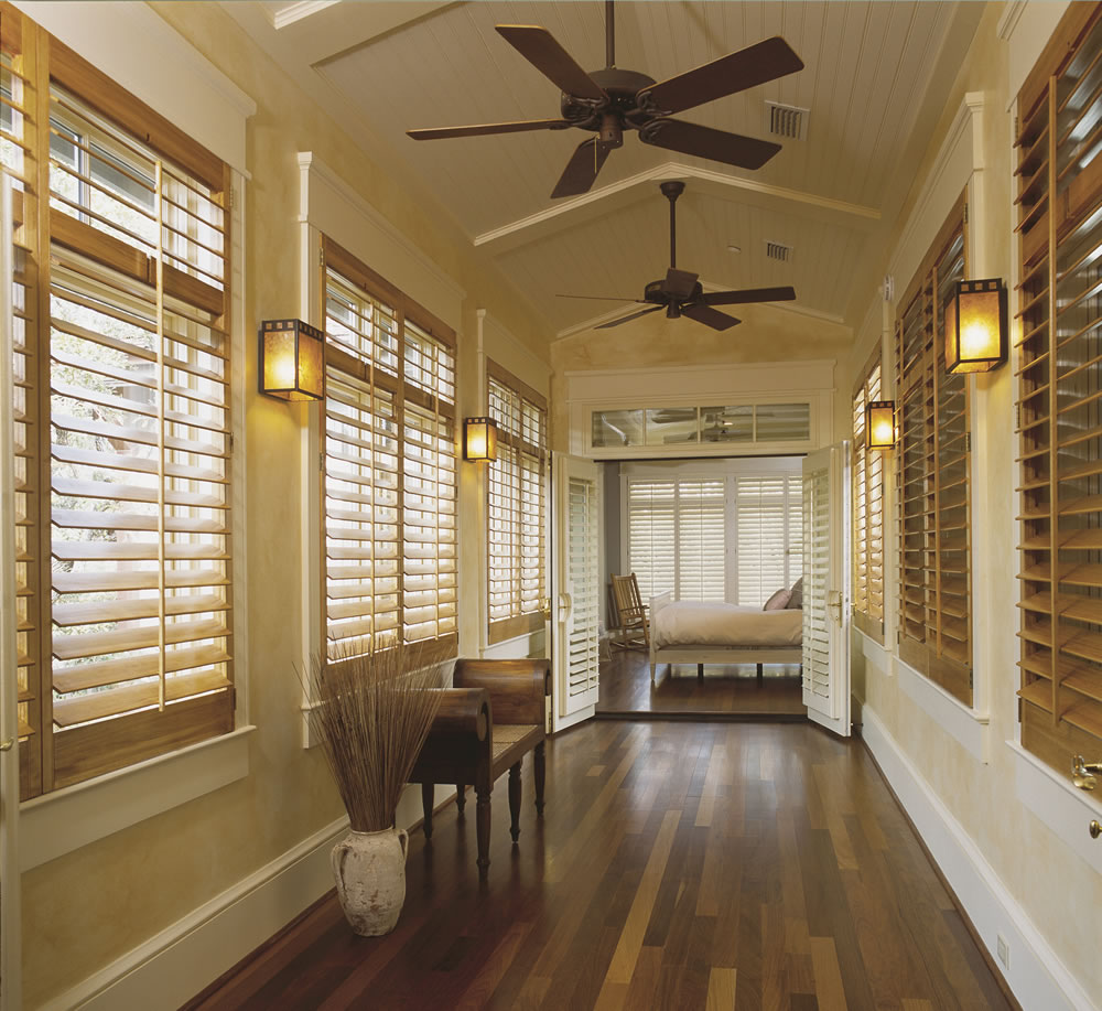 Wooden Exterior Shutters The Top Home Design