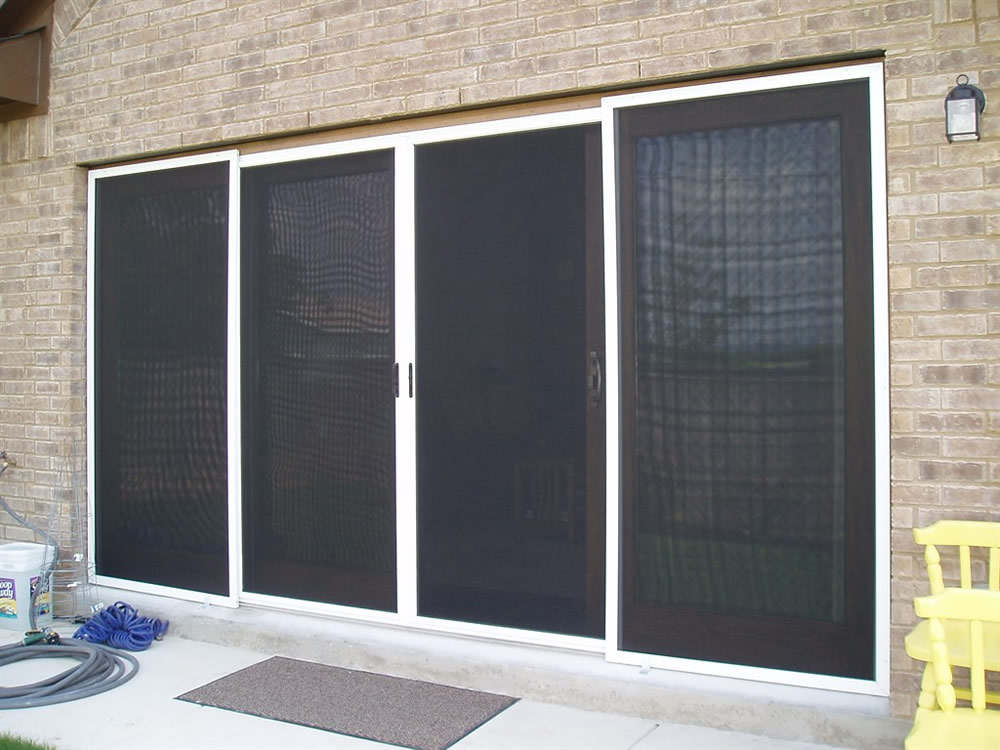Solar Shades For Patio Doors Roller Shade On A