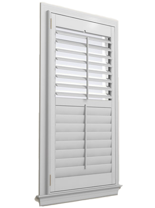 Houston Single Panel Shutters
