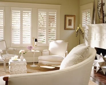 Galveston Plantation Shutters