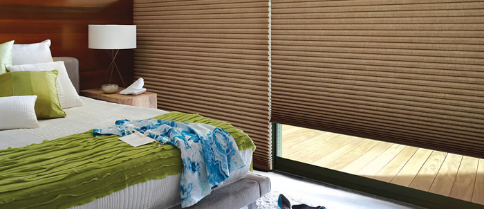 Houston Texas Honeycomb Shades
