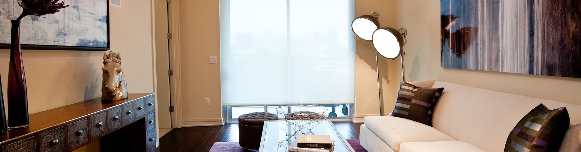 Katy Texas Roller Shades