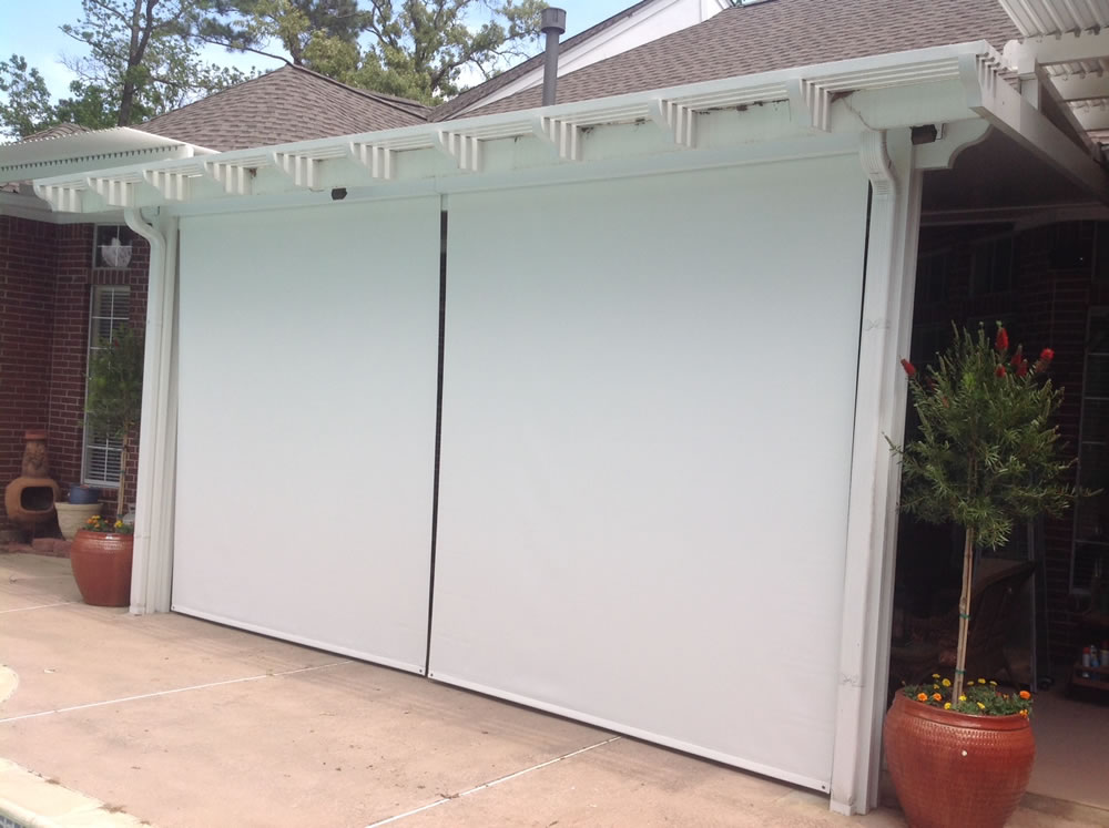 010 Patio Cover Shades - Katy, TX