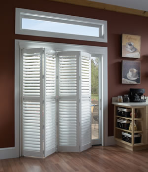 Houston Timber Eclipse Shutters Hinged And Room Divider