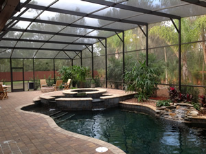 Pool Enclosures, Houston, Texas