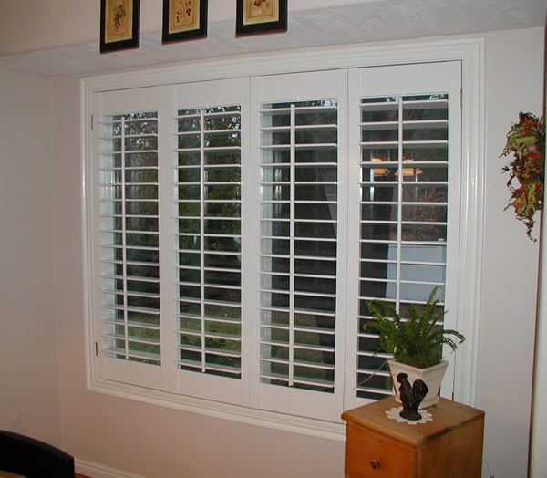 Plantation Shutters, Houston, Texas