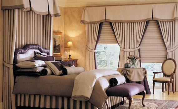 Houston custom window treatments
