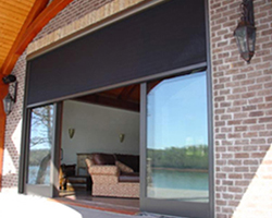 Motorized Retractable Screens, Houston, TX