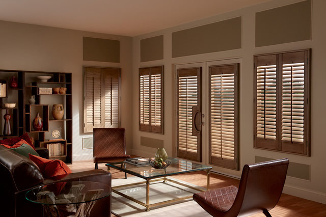 Interior Shutters Katy Texas