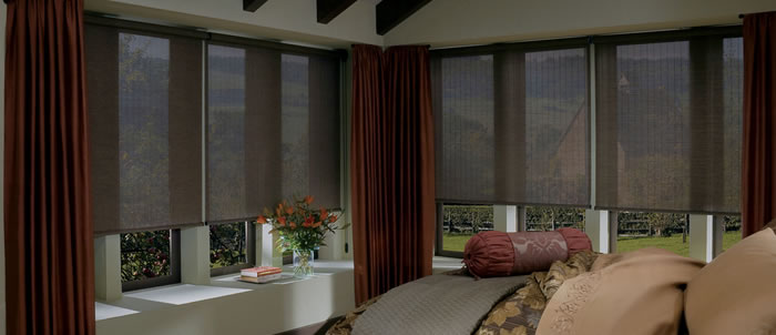 Houston Texas Roller Shades