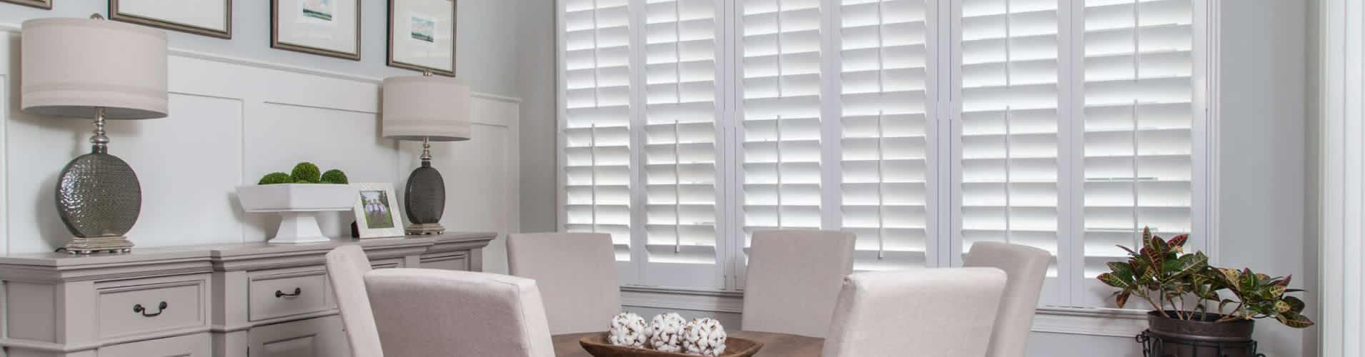 Plantation Shutters - Houston, TX